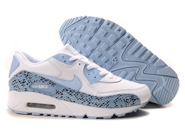 online store a6511 84ee2 ... Nike air max 90 women NAMW12 white snake