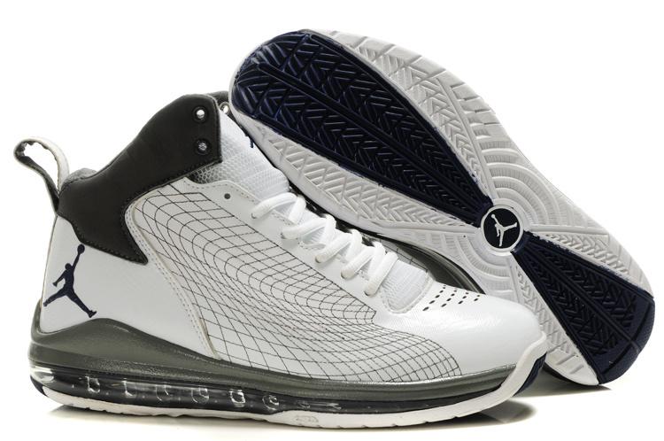 nouveau style 820f5 6b651 2012 nike air jordan 23 fly araignee white silver,teni ...