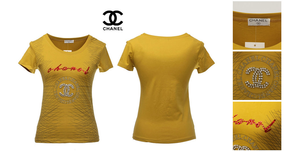 debardeur chanel pas cher, 31.28,t shirt chanel Femme,chanel manches  courtes t shirts,rouge tee shirt 454a9737cf9