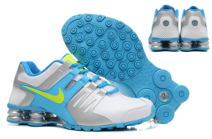huge discount 78079 237b9 nike shox NZ women,2014 nike shox current femme nz running shoes mode pas  cher