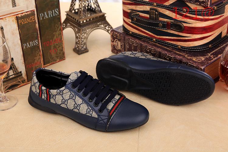68e030337b0 ... Soldes Chaussures gucci Homme Boutique Bleu ws
