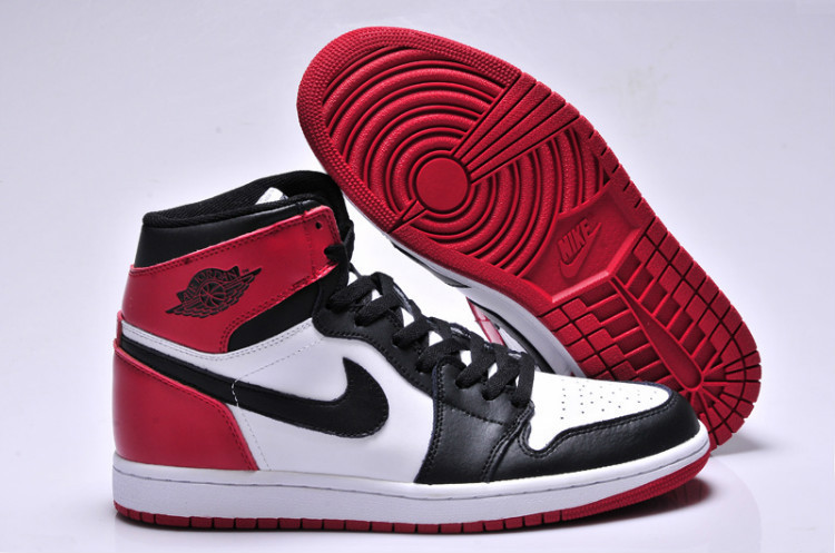 shopping new images of crazy price official store nike air jordan 1 rouge and blanc 14fa8 d4424