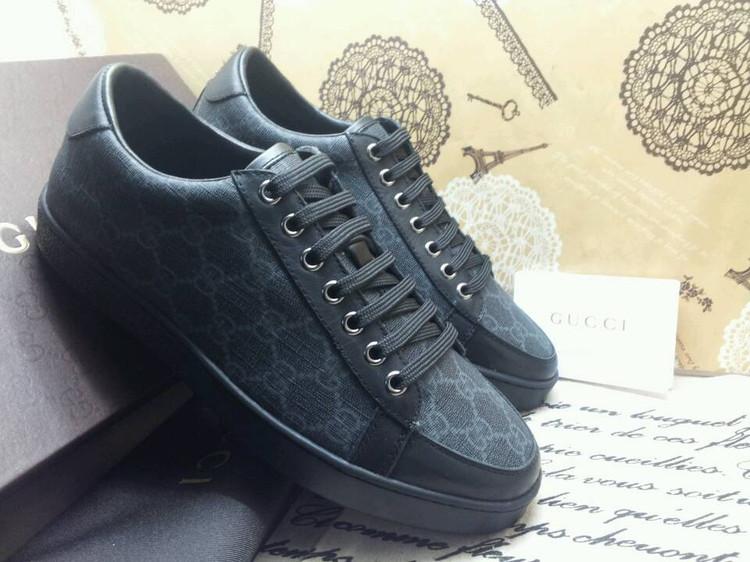 chaussures gucci noir. Black Bedroom Furniture Sets. Home Design Ideas