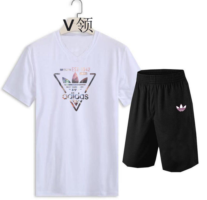ensemble homme short adidas