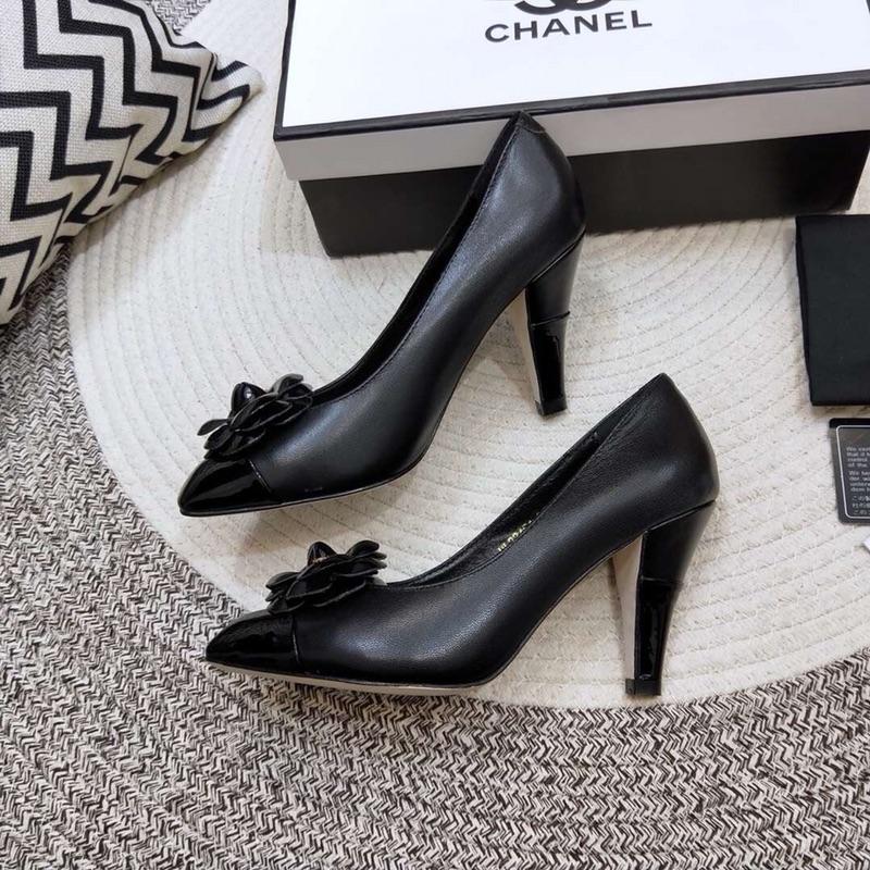 e75f45fdc026 75.00EUR, CHANEL chaussures femmes - page7,basket Frau Schuhe cc chanel  escarpins8.5cm cuir mid