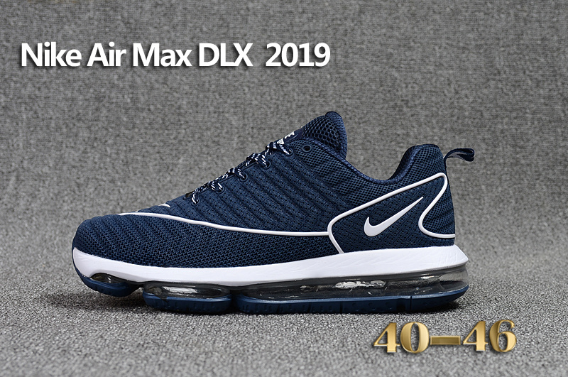 baskets nike air max dlx 2019 shoes de running sea blue Luxe vedette PARIS  style wwwsaclvmarquecom