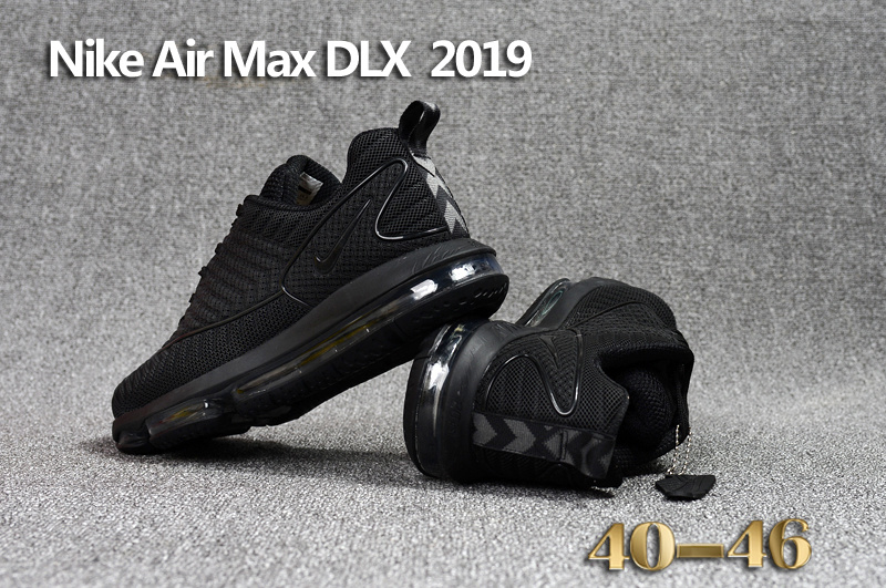 special section new design good out x baskets nike air max dlx 2019 shoes de running cool black Luxe ...