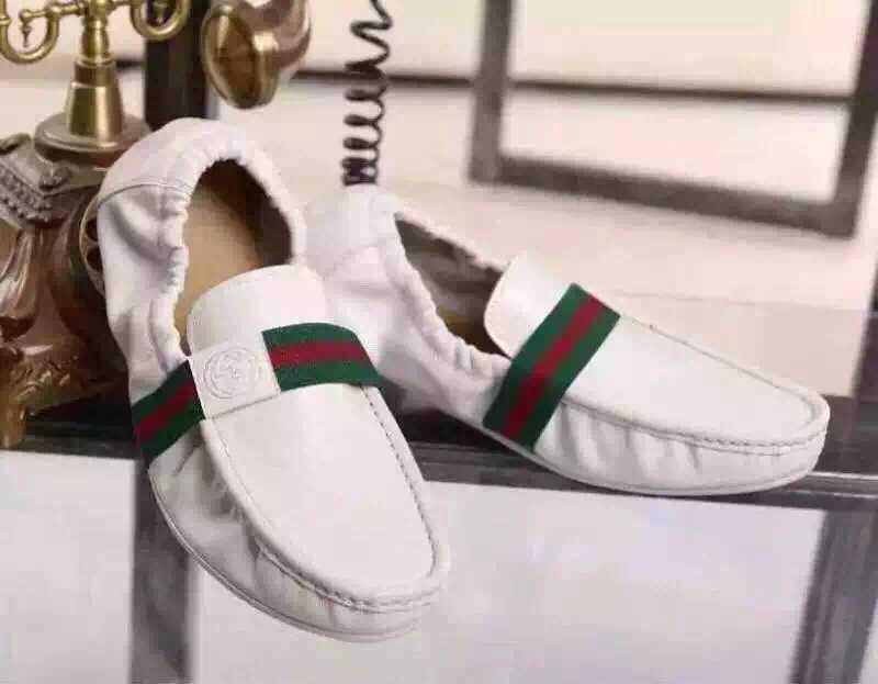purchase cheap 02a0d 91cb7 72.00EUR, gucci Zapatos - page3,boutique pas cher new zapatos gucci set  foot zapatos blanc