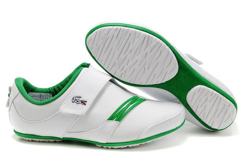 release date: a8347 fee9b 53.00EUR, Lacoste chaussure femme,chaussures lacoste pas cher nouveau  concepteur exquis 0062 vert blanc