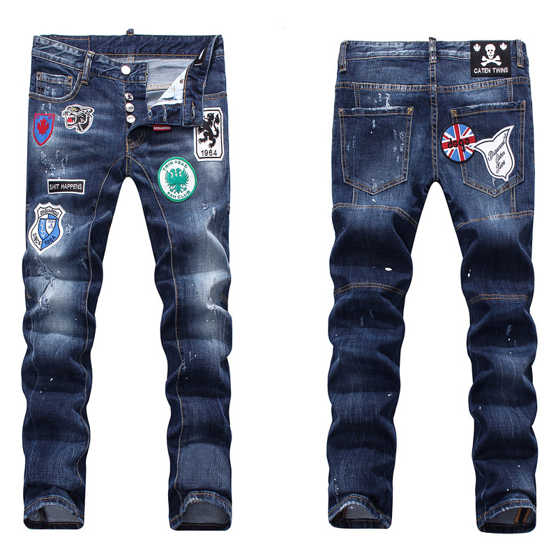 1778b3bb78 51.00EUR, DSQUARED Jeans - page10,dsquared2 cropped jeans men caten twins