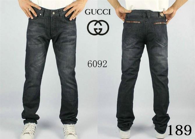 Gucci Vetements jeans pour homme a06049b4749