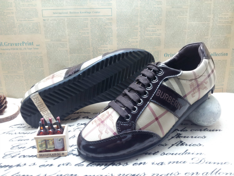 ffb4bdc54401 Pas Chaussures Homme soldes Cher Burberry qTwg0nfwX  grind ...