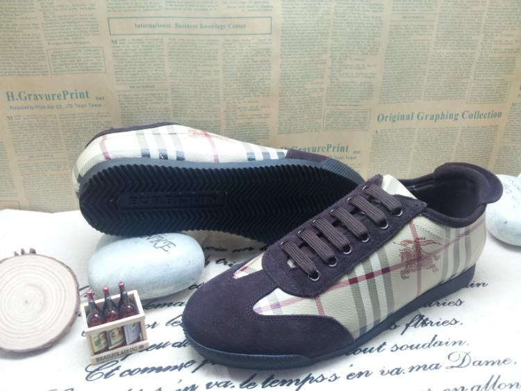 Cher Cher Pas Homme Burberry soldes Chaussures qtWEg1Z 084150de075