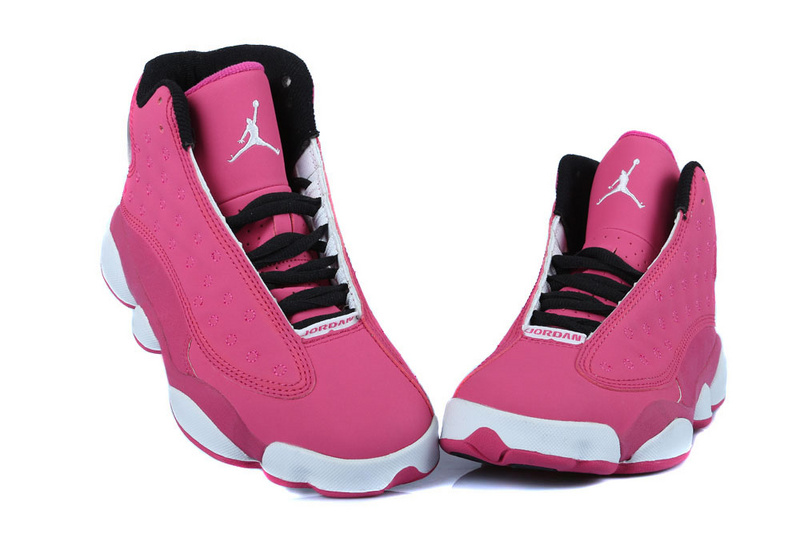 buy popular 08a44 68617 53.00EUR, Air Jordan 13 femmes,jordan 13 air femme shoes nouveau jogging  amende concepteur pink