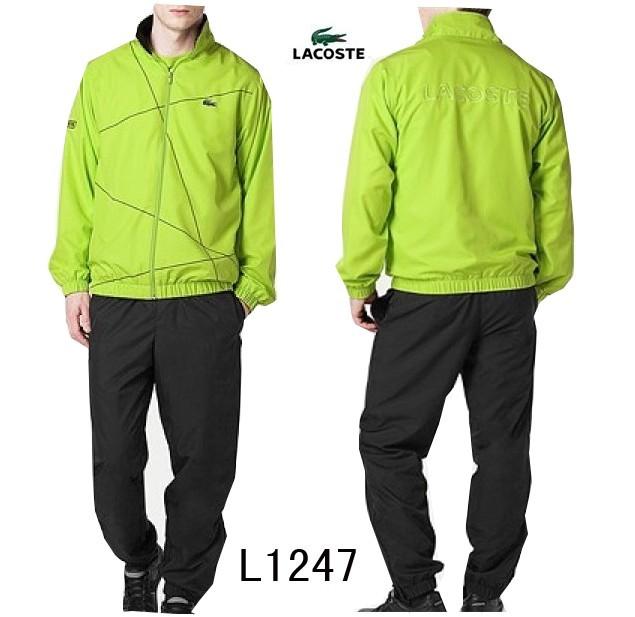adaa15b750 Lacoste Survetement hommes - page2,lacoste sport wear survetement hommes  2013 classic l1247 vert noir