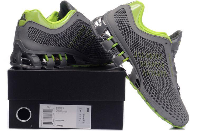 separation shoes 5b3bd 4fdbf New style adidas porsche chaussures hommes 2013 design sport p5000 trois  gris vert