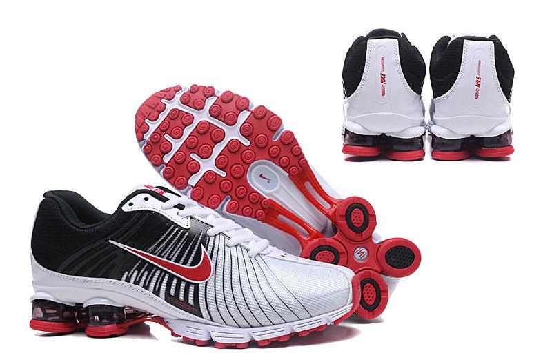 big sale e1242 c4f23 nike shox dream black silver men shoes 79.59  nike shox rivalry man  page2nike air shox 625 trainers white red black