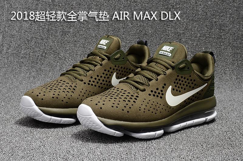 precio razonable comprar bien en pies imágenes de nike air max dlx 20psi 2018 army brown