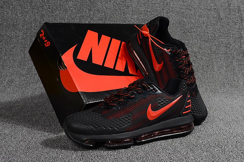 magasin en ligne 010d0 5b734 nike air max flair 2019 sneaker rouge noir