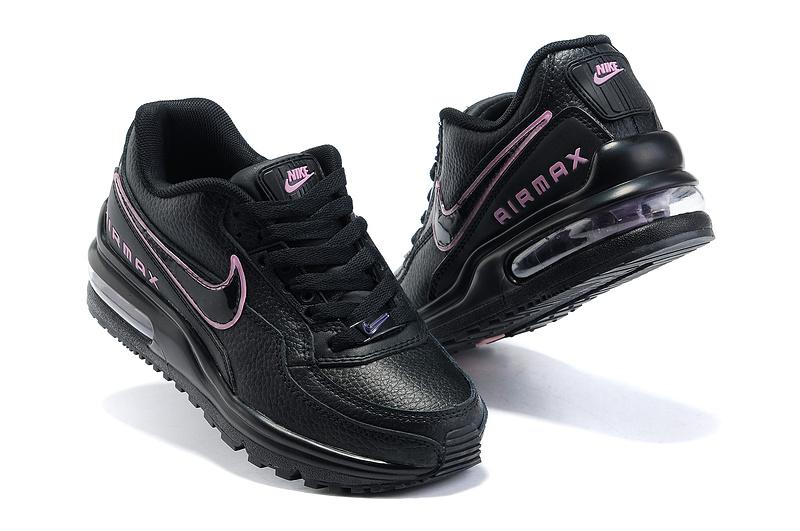 grand choix de ebdbe 61382 nike air max ltd 1 femme 2014 mode jogging pas cher 0328 noir