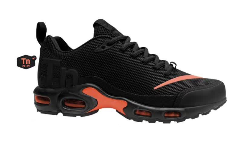 new arrivals c6c2f f9b77 nike air max plus tn mercurial 2019 noir orange