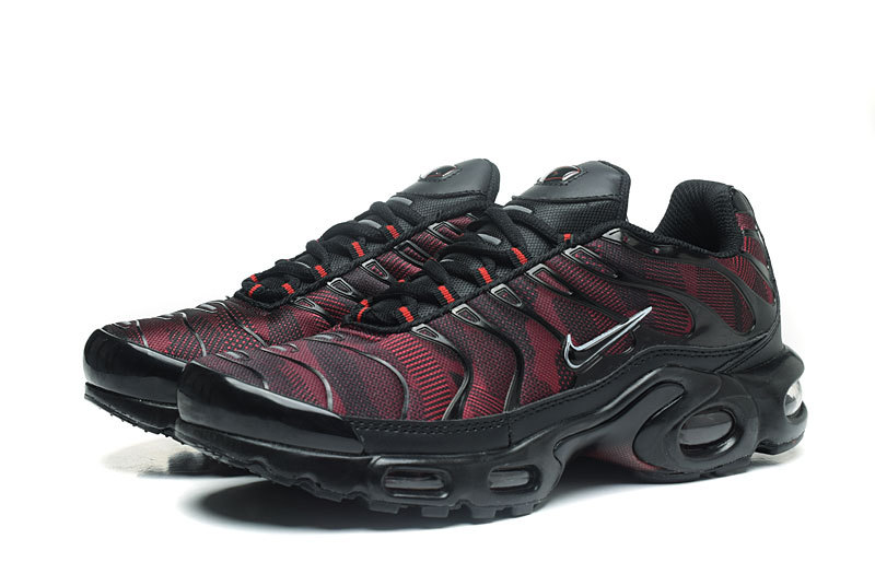 nike air max tn plus txt shoes de sport spider rouge Luxe