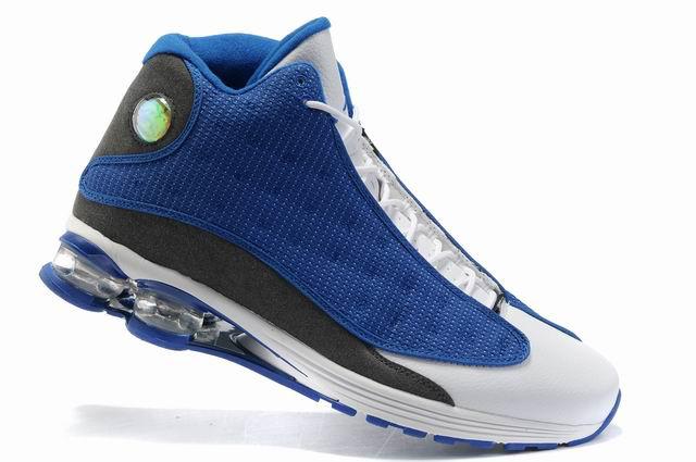 outlet store f55d0 0cfca nike air jordan 13 shoes j13 nouveau blue Luxe vedette PARIS ...