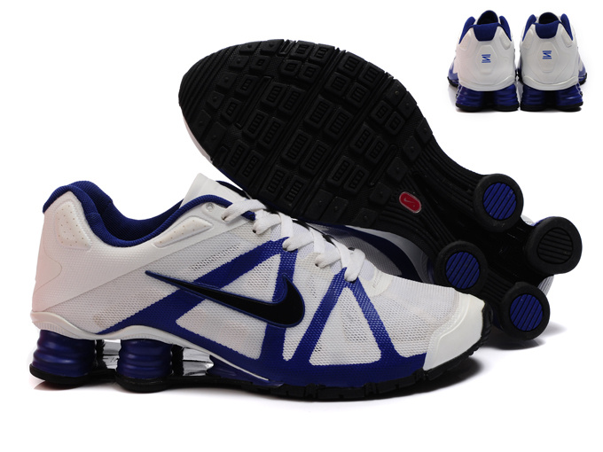 buy online 4860c 1c801 Nike Shox Roadster 12,nike shox roadster 12 hommes shoes 2013 new style  noir blanc