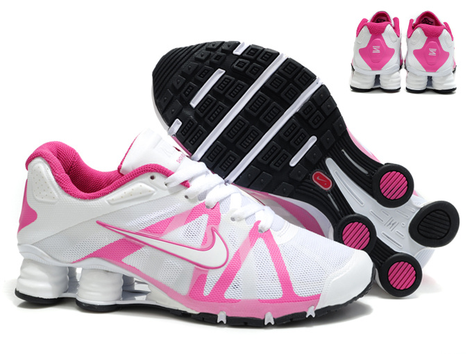 size 40 137e7 85617 Nike Shox Roadster 12,nike shox roadster 12 hommes shoes 2013 new style  blanc rose
