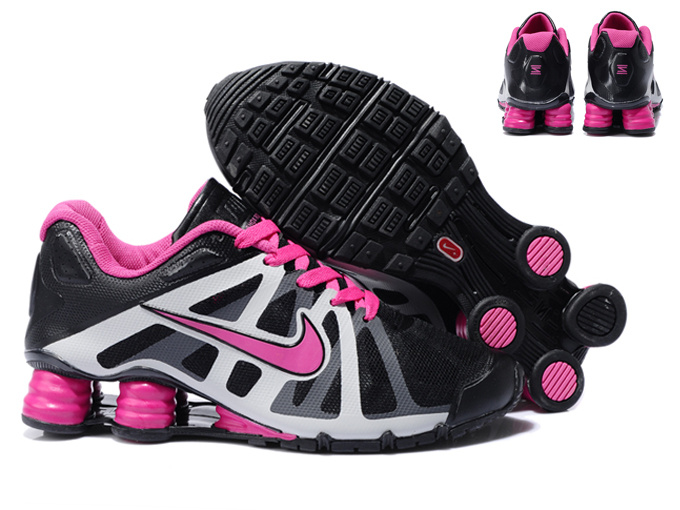 the latest 2b1ed d2ba0 49.00EUR, nike shox roadster 12 hommes zapatos 2013 new style noir rose