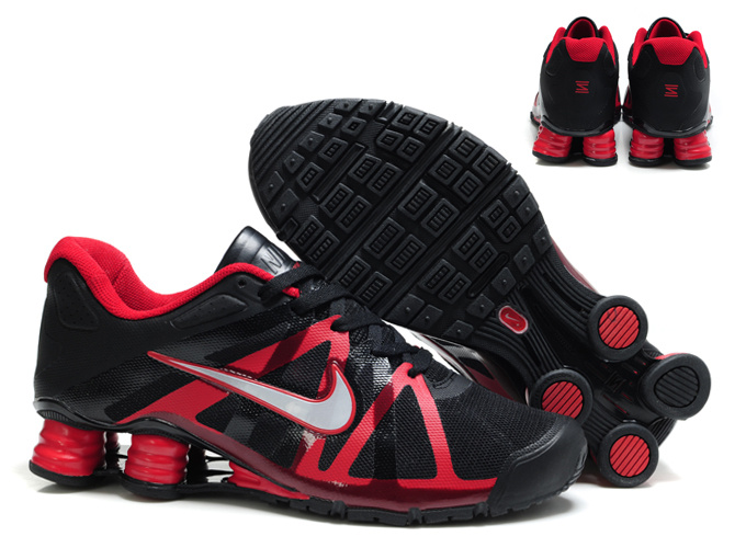 newest 2bd76 145a6 Nike Shox Roadster 12,nike shox roadster 12 hommes shoes 2013 new style  noir rouge