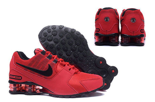 low priced 8cfa6 438eb 50.00EUR, NIKE SHOX NZ Men,nike man shox nz eu sz 6 cuir big red black