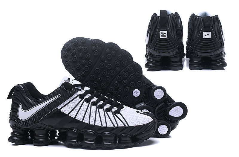 many styles reliable quality new lower prices nike shox tlx low sp mens trainers running shoes black line white ...
