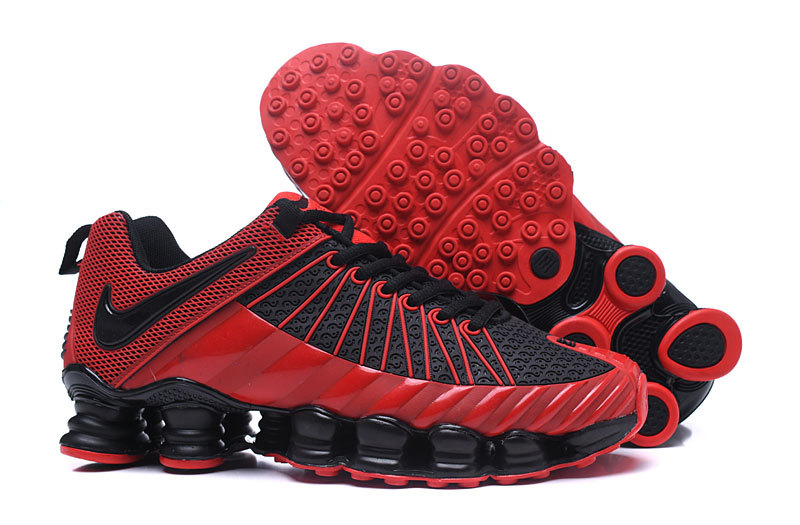 the best attitude 2d007 3bcdd nike shox tlx low sp Manns trainers running Schuhe red black