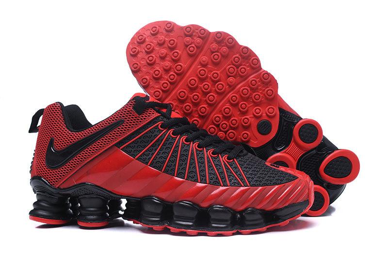 new concept 094db 1dd9b 49.00EUR, nike shox OZ man,nike shox tlx low sp mens trainers running shoes  red black