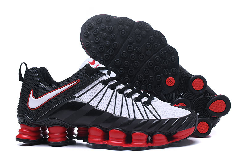 new styles 085cf f083a 54.00EUR, nike shox tlx low sp hommess trainers running chaussures white red