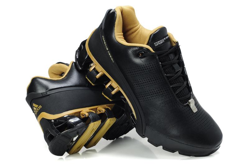 sale retailer 55122 f874a promo adidas porsche design s4 2018 leather gold black
