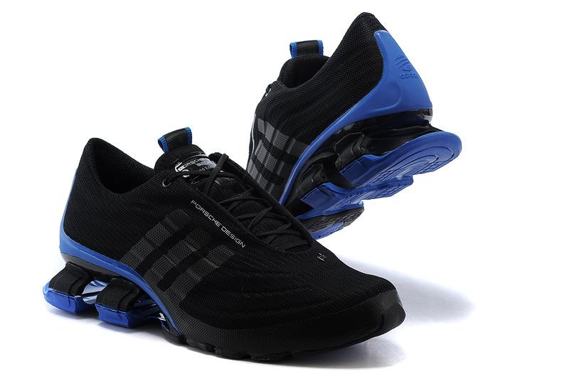 low priced 11026 91b10 promo adidas porsche design s4 2018 noir net blue