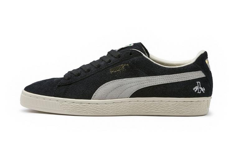 3aa9ffb9f7 puma chaussures femme,puma suede edition limitee women sneakers leopard  blanc noir