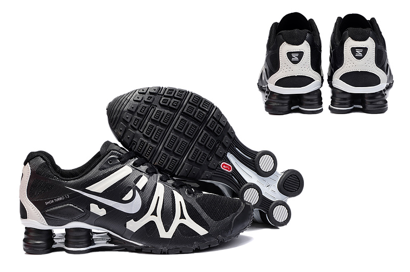 reputable site dcba6 9e365 47.00EUR, Nike shox rivalry man - page6,shox turbo+ 13 chaussures nike  sport Hombre black white