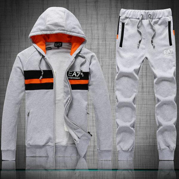 Mide Orange Soldes Survetement Black Homme Armani Vetement Hoodie II4q7 9ba1168619e
