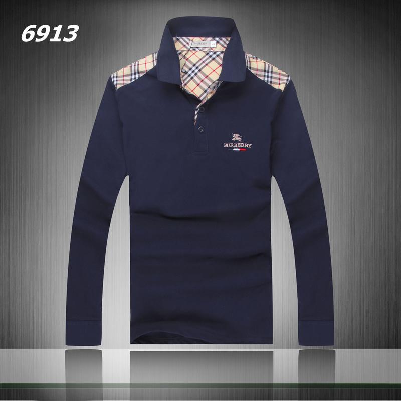39.00EUR, Burberry manches longues t-shirts,t-shirt burberry vente en gros  prix side 7b1323a2a54