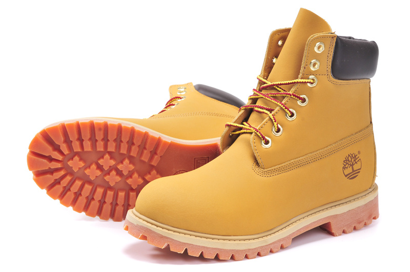 timberland homme haute