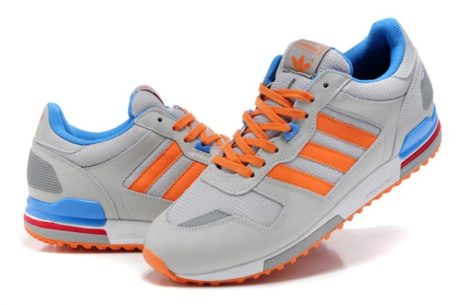 nouveau concept b15b1 0c547 adidas zx700 style 2012 orange gray,basket adidas superstar ...
