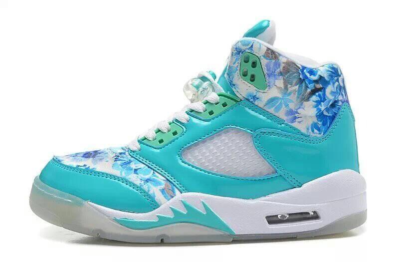 detailed look 6dc46 a4cc9 Nike air jordan women shoes - page2,air jordan 5 army olive Mujer blue  fleurs