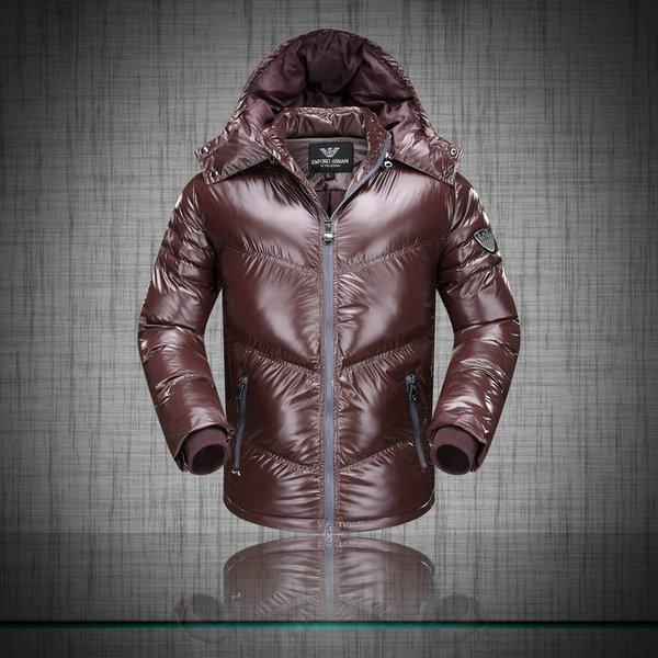 65.00EUR, doudoune Armani - page6,arManni doudoune original a la mode paris  brun hiver paul chaud 1807aea96d3