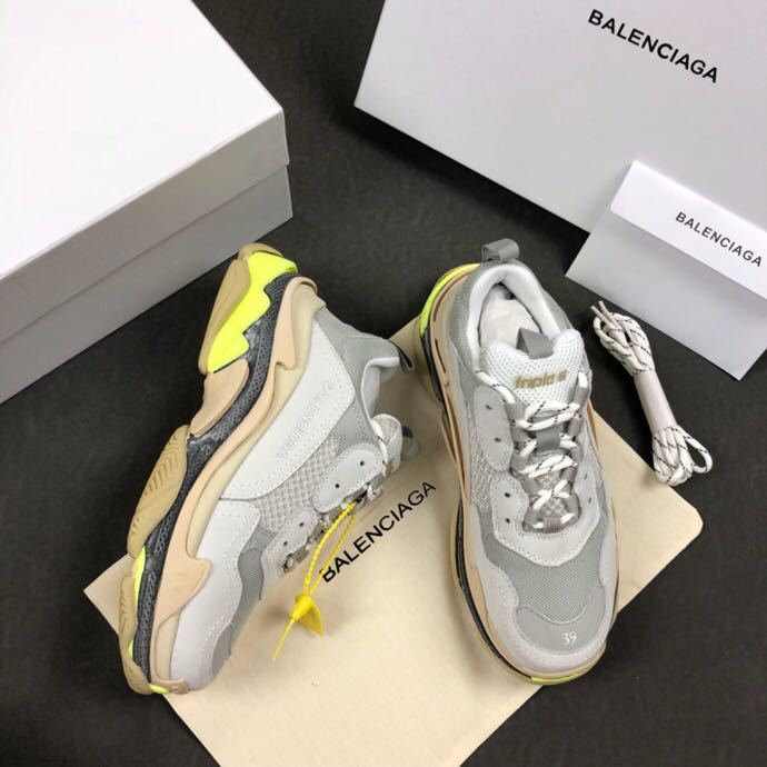 big sale 47372 0a457 125.00EUR, Balenciaga Schuhe Frauen - page1,balenciaga chaussure discount  2018 triple-s fr26