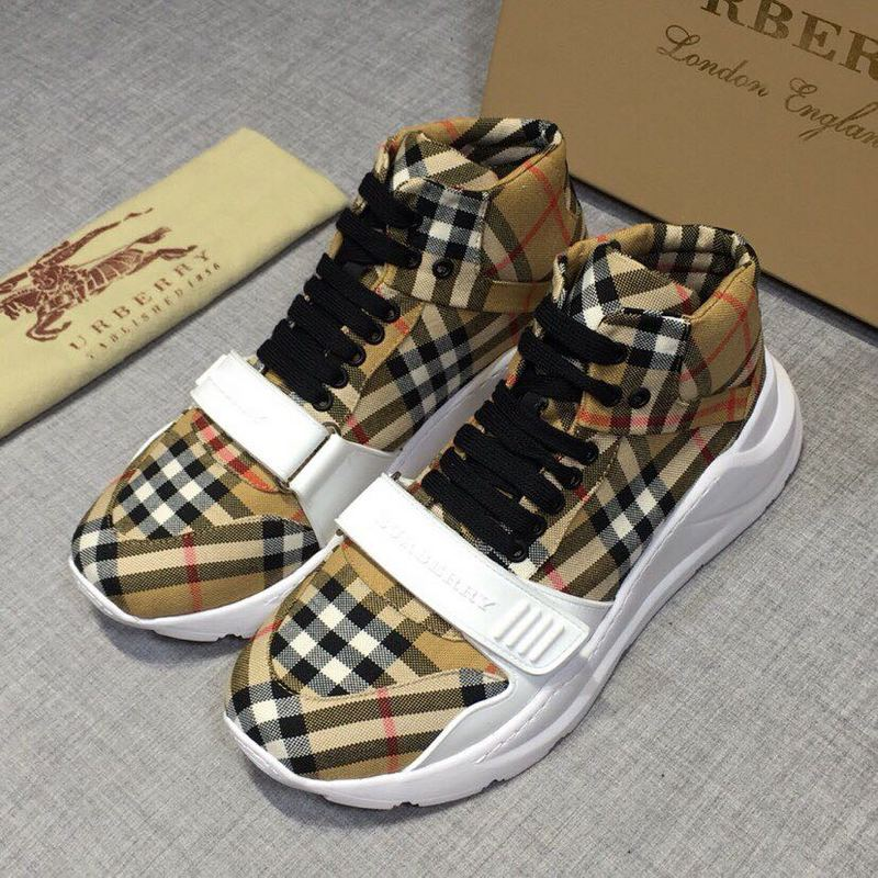62a6b102580 chaussures Burberry homme pas cher