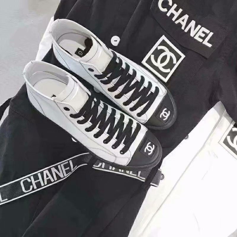 e1645f6dcbc3 CHANEL chaussures femmes - page7,chanel casual Schuhe frau cowhide white