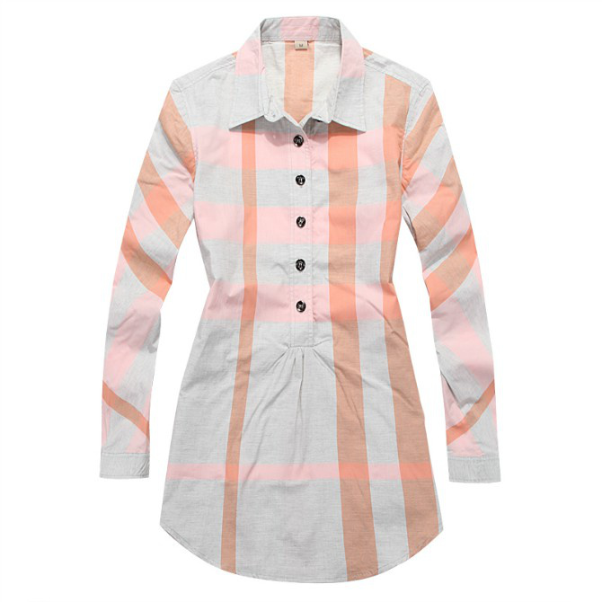 Burberry Camisas para mujeres - page5,discount burberry chemise en coton  mujer classique florid bby069 afec2f7f4bf